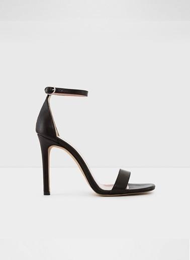 Aldo Afenda-Tr - Siyah Kadin Topuklu Sandalet Siyah